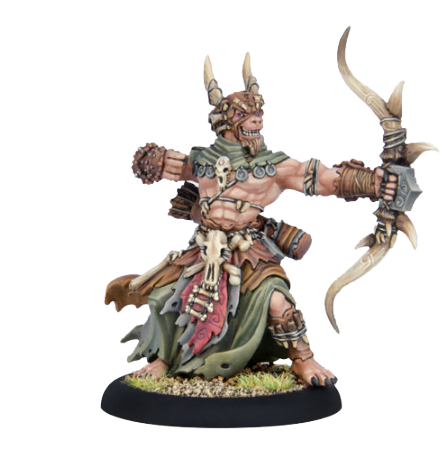 Circle Orboros Tharn Blood Pack (6)  PLASTIC